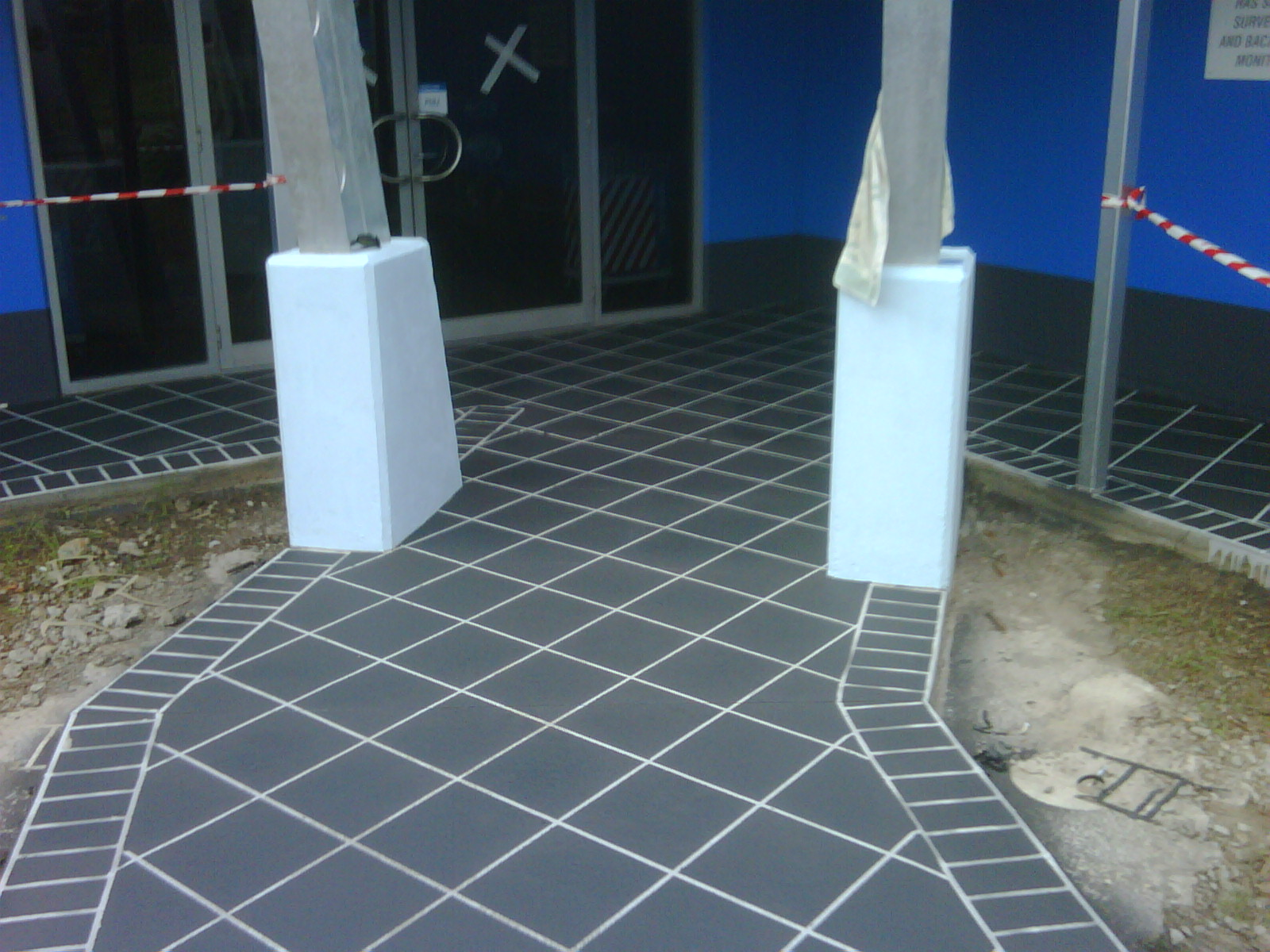 Concrete Coatings Top Gun Operations