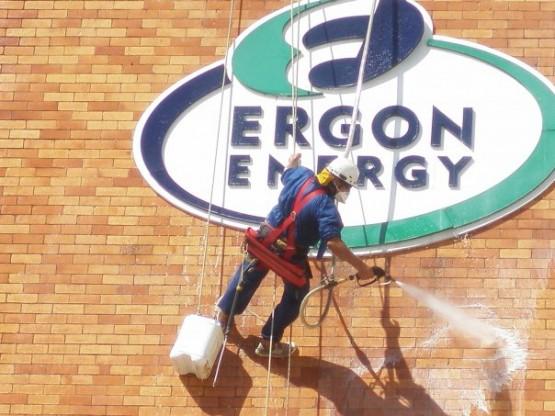 Ergon building Cairns